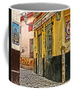 Tapas Bar In Sevilla Spain Coffee Mug
