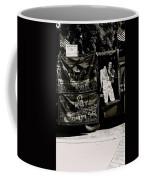 Tapestries Of  Elvis Presley  Hawai Concert Jesus Christ Sheep Horses Flags Armory Park Tucson Az Coffee Mug