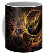 Tapestry Coffee Mug by Elizabeth McTaggart