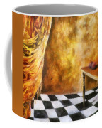 Tapestry Coffee Mug by Michelle Calkins