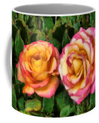Tapestry - Roses And Thorns Coffee Mug