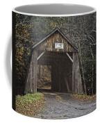 Tappan Covered Bridge Coffee Mug