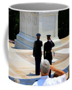 Taps At The Tomb Of The Unknown Coffee Mug