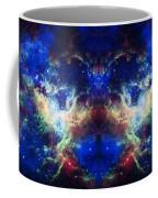 Tarantula Nebula Reflection Coffee Mug by Jennifer Rondinelli Reilly - Fine Art Photography