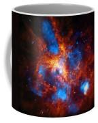 Tarantula Nebula Coffee Mug by Jennifer Rondinelli Reilly - Fine Art Photography