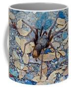 Tarantula Spider In Park Sierra Near Coarsegold-california Coffee Mug