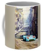 Targa Florio 1970  Porsche 908 Siffert Coffee Mug