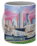 Target Field Coffee Mug