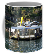 Taronga Zoo Wharf Coffee Mug