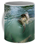 Tarpon Jump Coffee Mug