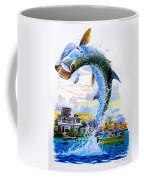 Tarpon Leap Coffee Mug