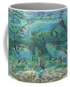 Tarpon Rolling In0025 Coffee Mug