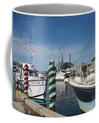 Tarpon Springs Fishing Boats  Coffee Mug