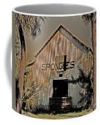 Tarpon Springs Warehouse Coffee Mug