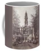 Tarrant County Courthouse Coffee Mug