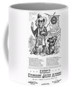 Tarrants Seltzer Aperient Coffee Mug by Granger