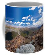 Tasman Mountains Of Kahurangi Np In New Zealand Coffee Mug