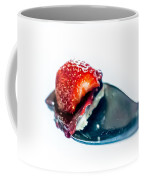 Taste Sensation On A Silver Spoon Coffee Mug