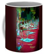 Tasting In Red Coffee Mug