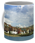 Tate Hill Pier And The Shambles - Whitby Coffee Mug
