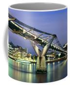 Tate Modern And Millennium Bridge Coffee Mug