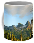 Tatoosh Range In August. Mt Rainier National Park Coffee Mug