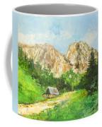 Tatry Giewont - Poland Coffee Mug