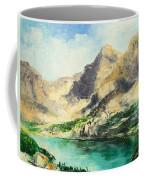 Tatry Mountains- Poland Coffee Mug