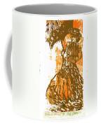 Tattered Parasol Coffee Mug