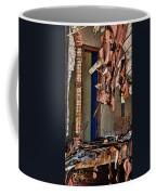 Tattered Coffee Mug