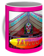 Tattoo Sign Digital Coffee Mug