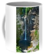 Taughannock Falls Coffee Mug by Christina Rollo