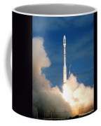 Taurus Rocket Launch Coffee Mug
