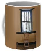 Tavern Window And Chair Coffee Mug