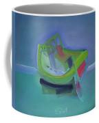 Tavira Fishing Boat Abandoned Coffee Mug