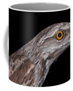 Tawny Frogmouth Coffee Mug