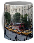 Taxi Stand Coffee Mug