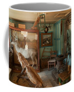 Taxidermy At The Holzwarth Historic Site Coffee Mug