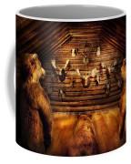Taxidermy - Home Of The Three Bears Coffee Mug