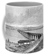 Tay Rail Bridge, 1879 Coffee Mug
