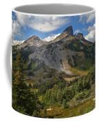Taylor Meadows Below Black Tusk Coffee Mug