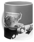 Tea And Roses Still Life Coffee Mug