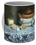 Tea At The Sea Coffee Mug