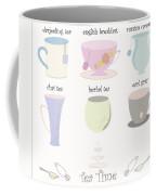 Tea Cup Collection Vector Coffee Mug