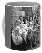 Tea Party, C1902 Coffee Mug