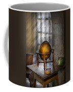 Teacher - Around The World Coffee Mug by Mike Savad