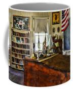 Teacher - Vintage Desk Coffee Mug
