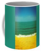 Teal Waters Coffee Mug