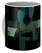 Teal We Play Again Coffee Mug