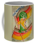 Team Germany Fifa Champions Coffee Mug